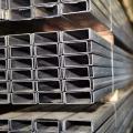 Perfil u ferro galvanizado