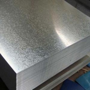 Chapa de zinco lisa para portão preço