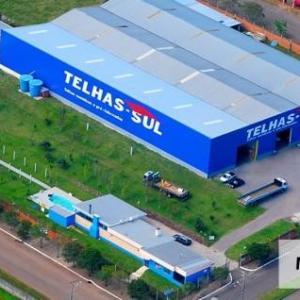 Fabrica de telhas metalicas