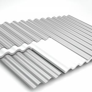 Telhas onduladas termicas