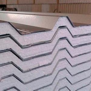 Valor de telha termoacustica