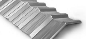 Cumeeira para telha de zinco