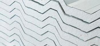 Telha termoacustica galvanizada