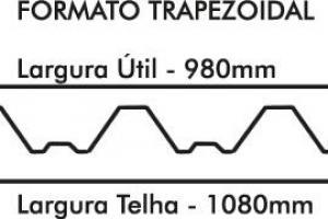 TRAPEZOIDAIS TP 40 - 980